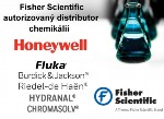 Fisher Scientific autorizovaným distributorem chemikálií Honeywell